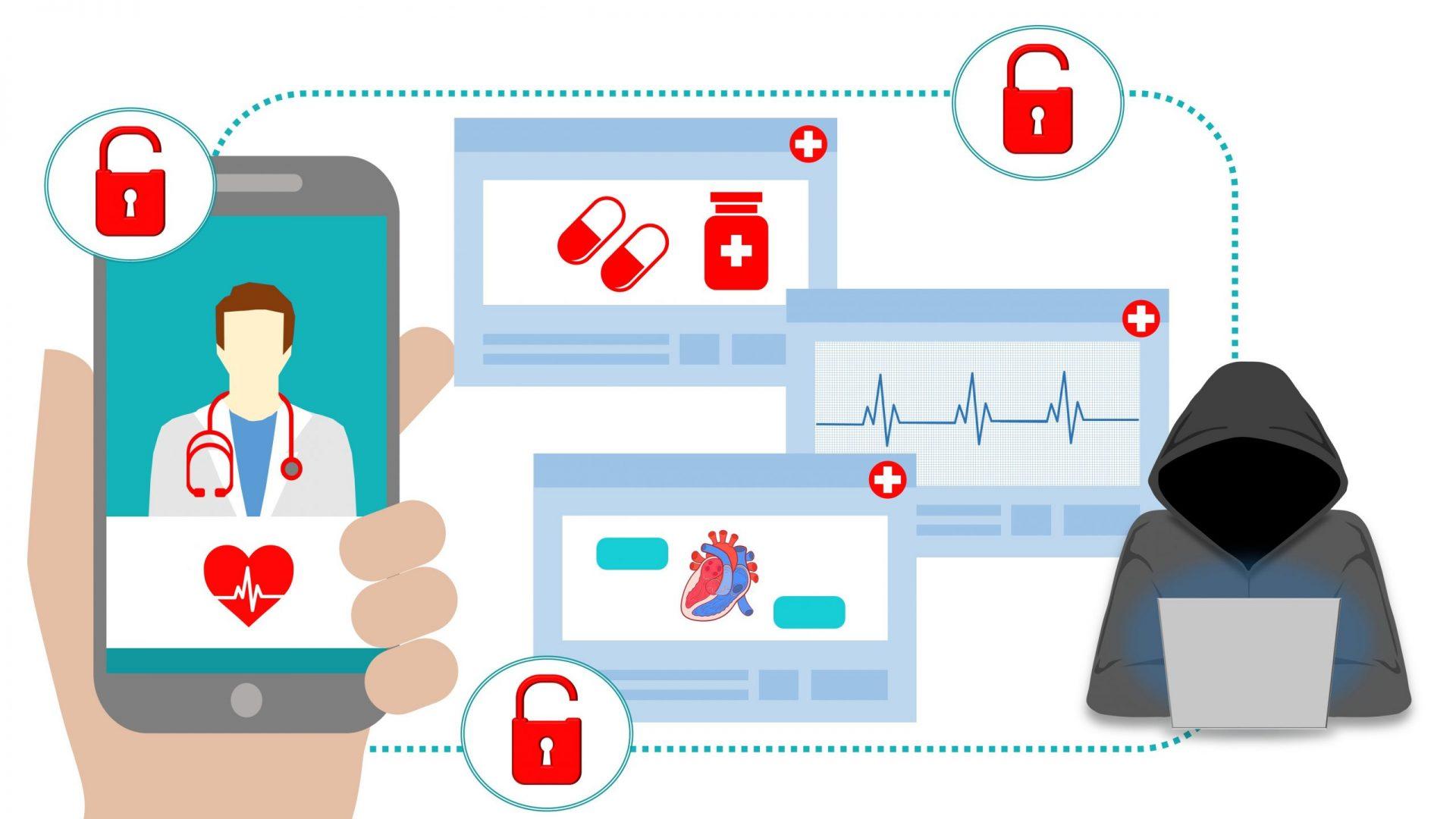 Kyber útok v zdravotníctve