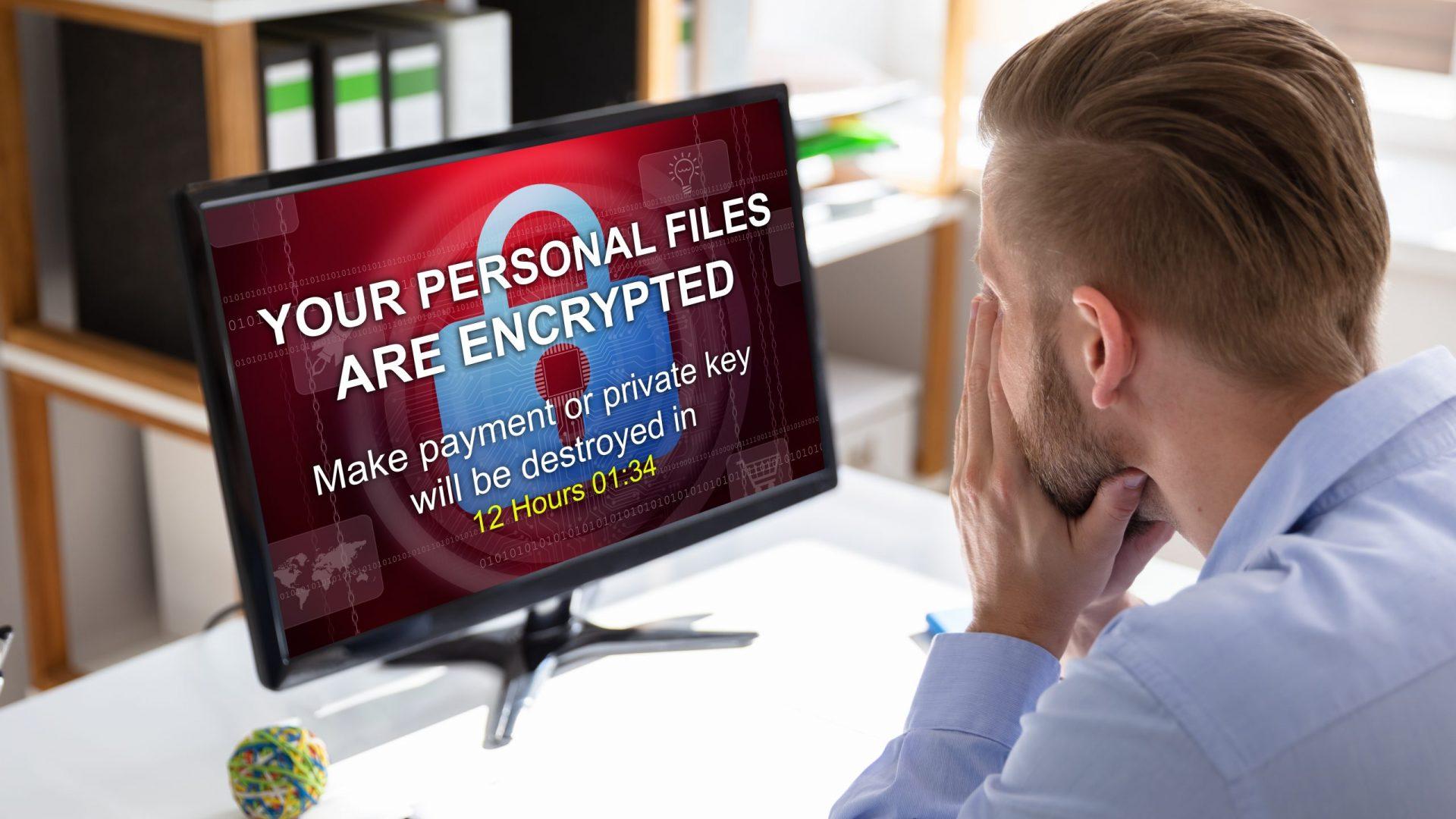 Moju firmu napadli kyberútočníci. Mám zaplatiť výpalné?